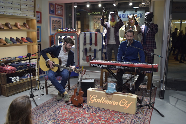 In Store Showcase - El Ganso