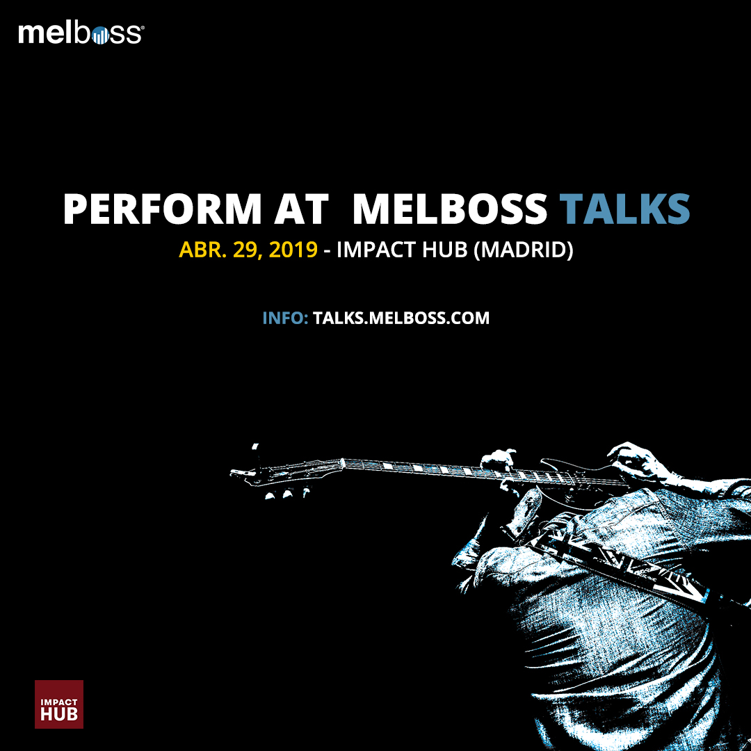 Perform at Melboss Talks