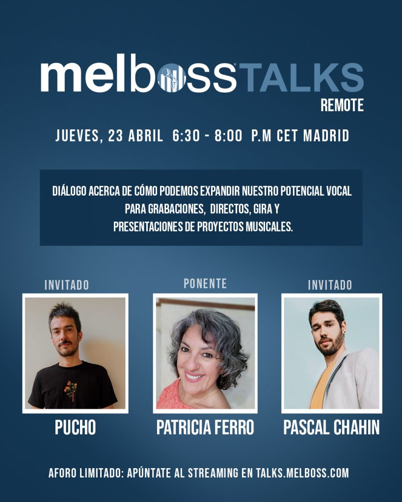 Melboss Talks